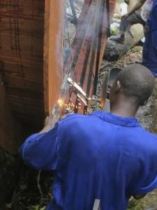 Mbudi Water Wheel