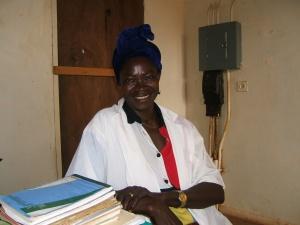 People Nurse Midwife Elise