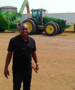 Mboka in Kansas_July 2015