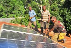 Simon Linwolo solar panel pic #3