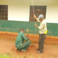 Installing Ground Wire